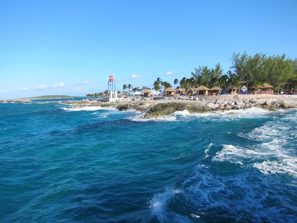 Chegada da Ilha de CocoCay - Bahamas - Royal Caribbean