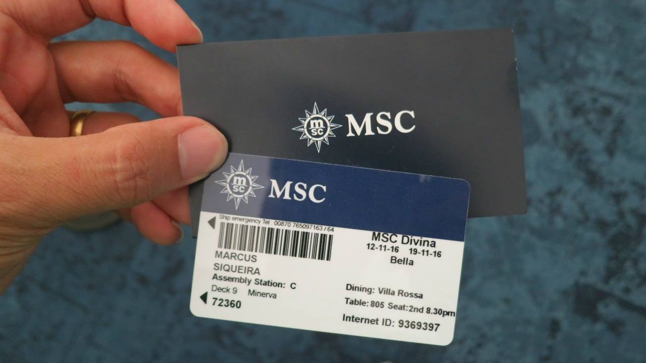 Cruize Card-MSC-Divine