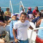 De Palm Island - Chegada a ilha de barco - 03