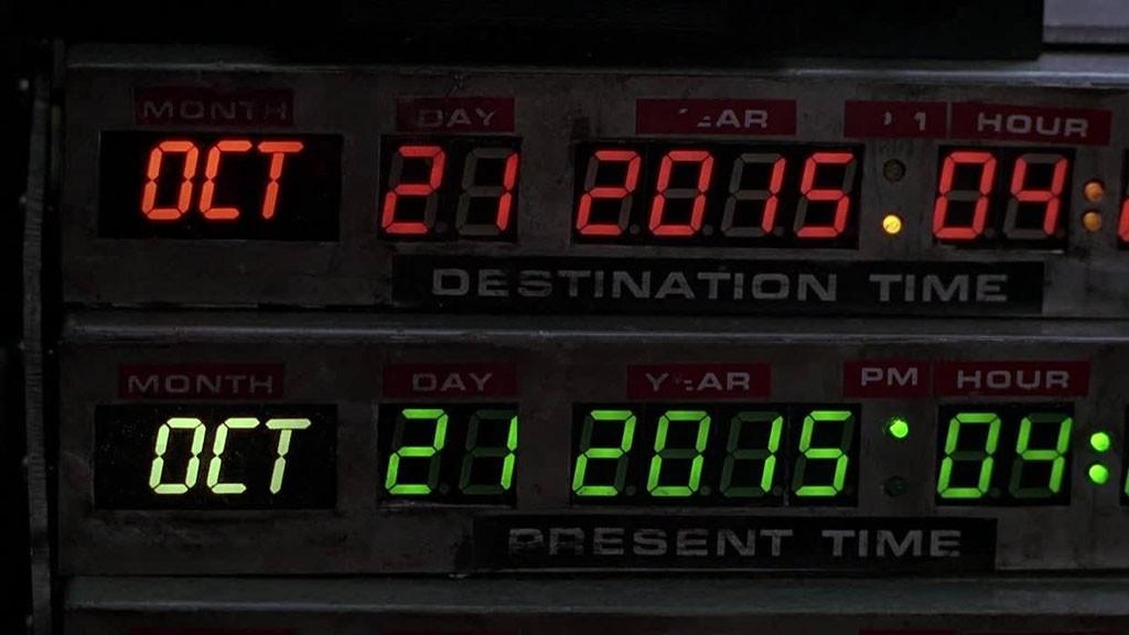 De Volta Para o Futuro II - 2015-10-21