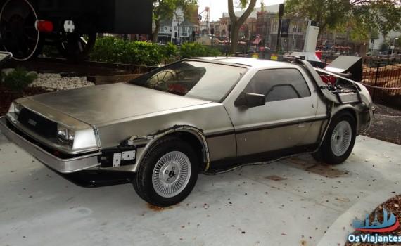 DeLorean - Orlando Universal Studios