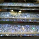 Escadas com Cristal Svairosvick