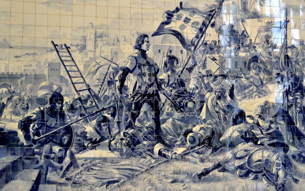 Infante D. Henrique na conquista de Ceuta (século XV)