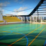 Quadra de Futsal - MSC Divina