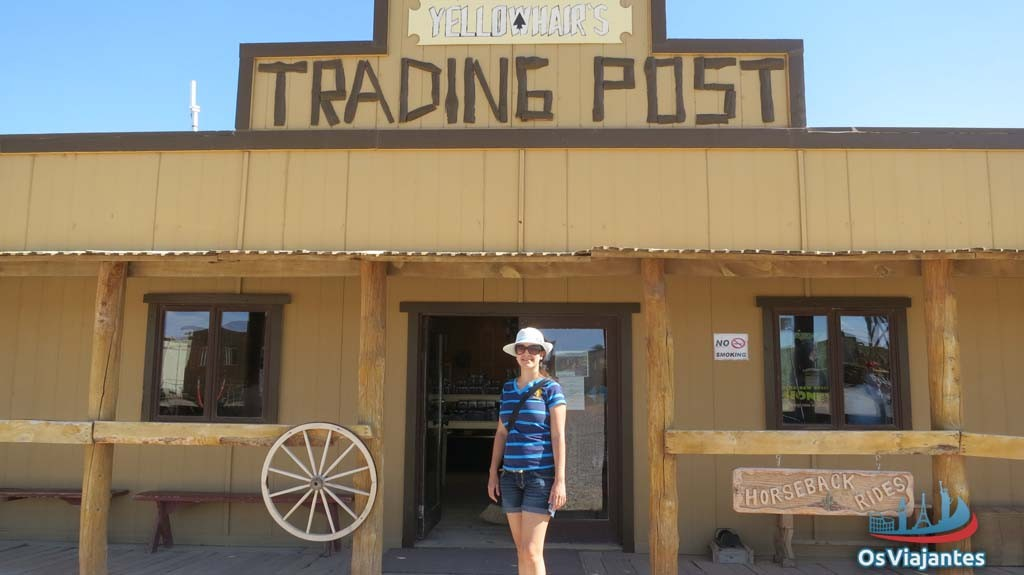 Trading Post - Hualapai Ranch