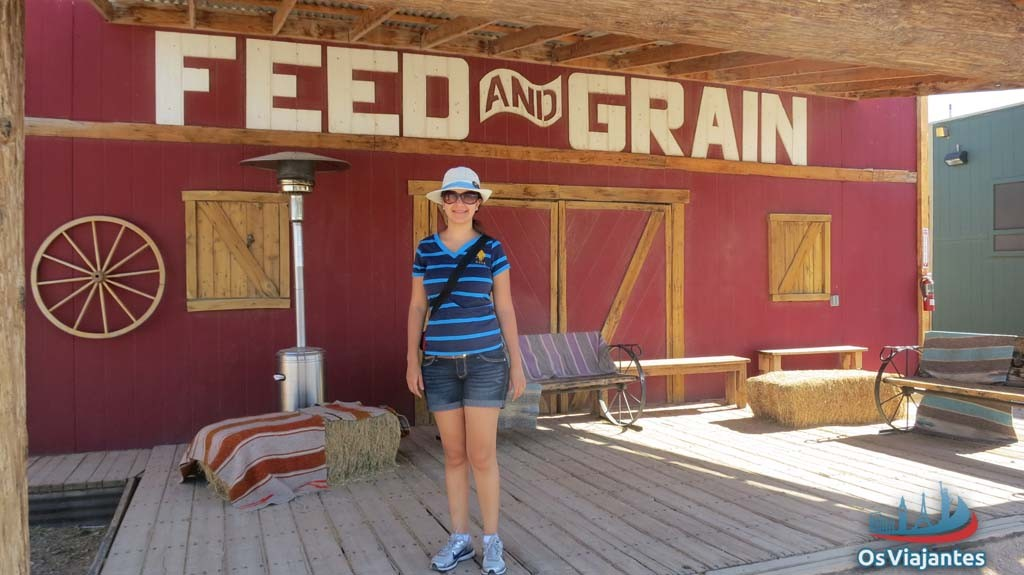 Feed and Grain-Hualapai Ranch