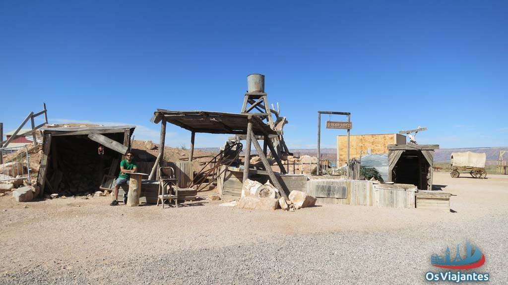 Wagon Rides - Hualapai Ranch