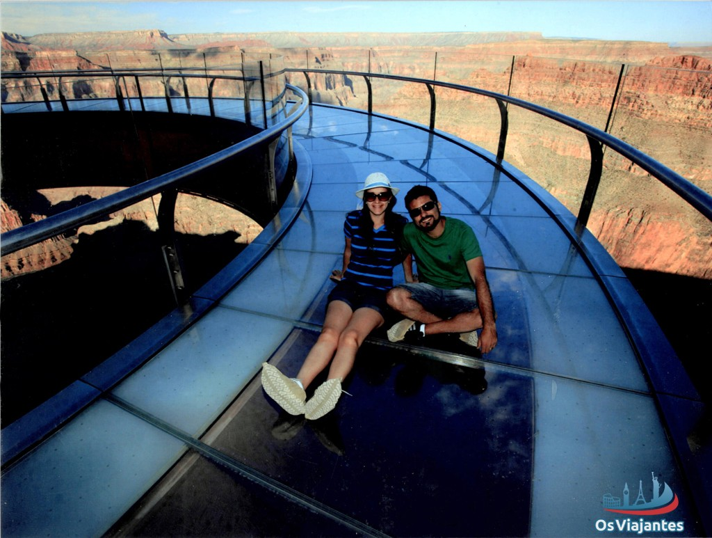 Skywalk-Grand Canyon