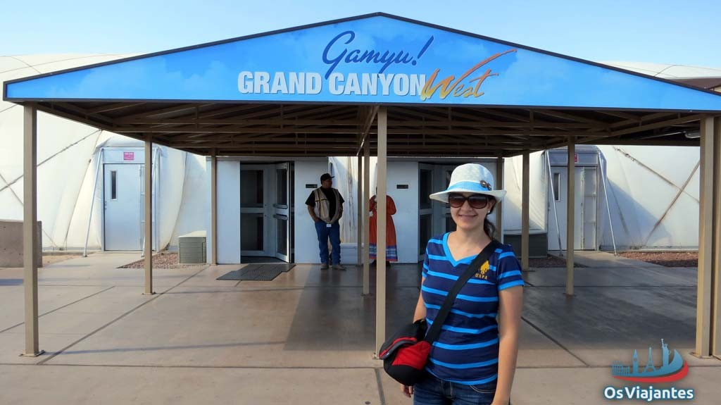 Grand Canyon West Airport Terminal