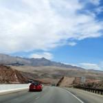 Viajando de carro de Las Vegas até o Grand Canyon