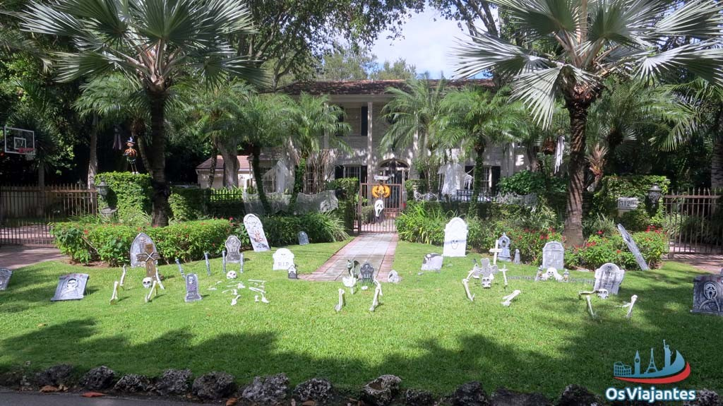 Halloween decoration-Miami