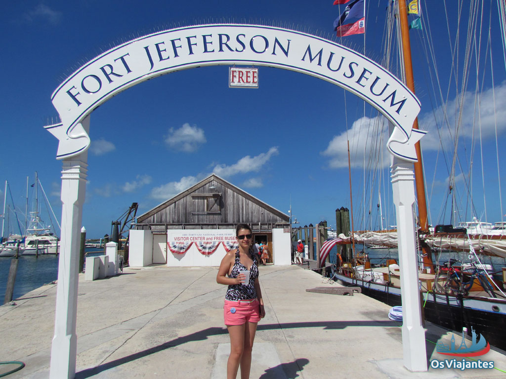 Fort Jefferson Museum - Key West