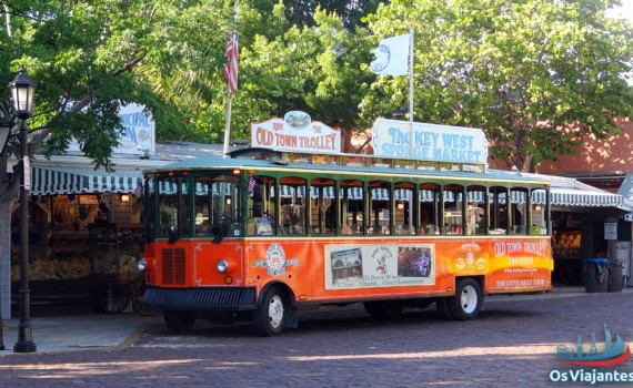 Old Town Trolley - Key West