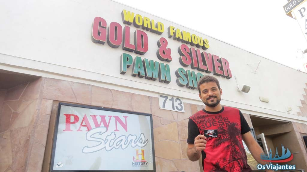 Pawn shop Deal program