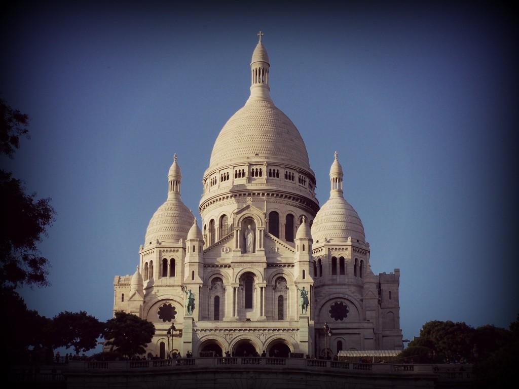Basílica Sacre Coeur