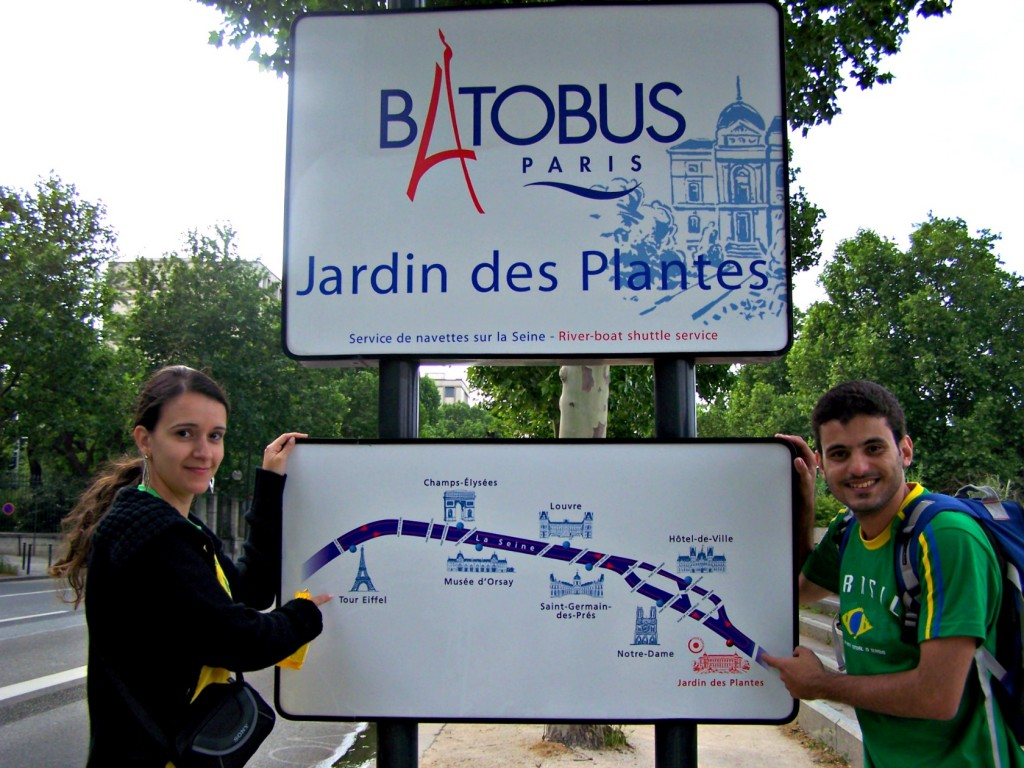 Will station des Plantes-Paris Batobus