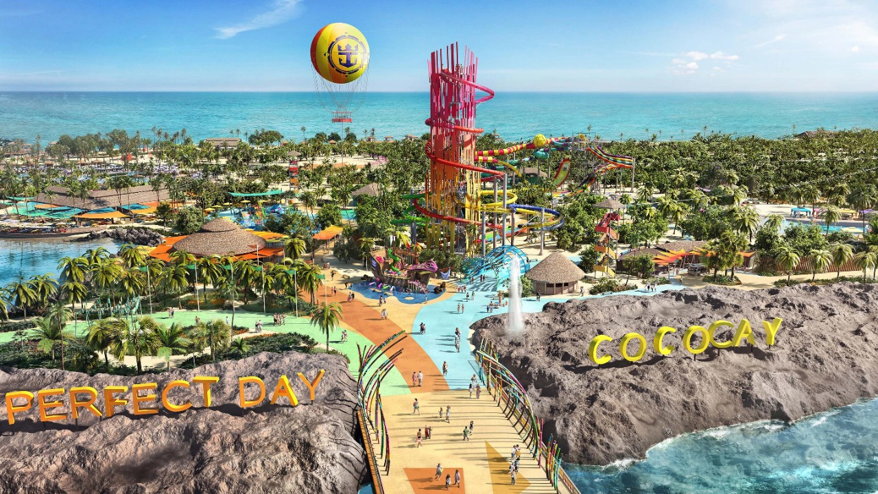 What to do in CocoCay, Royal Caribbean's private island