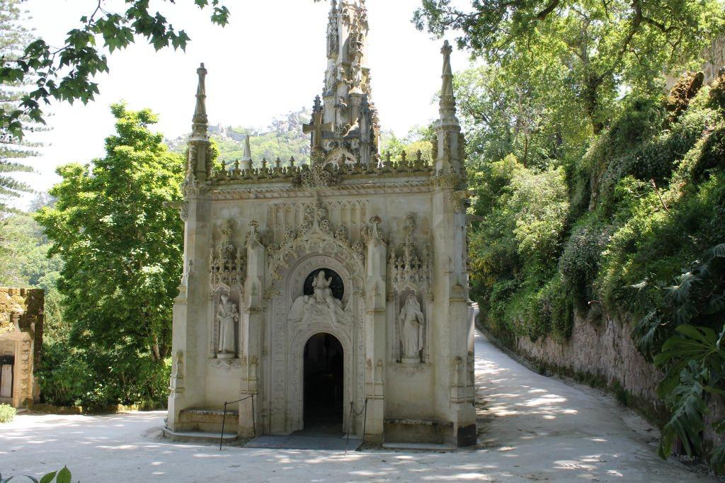 Capela da Santíssima Trindade - Quinta da Regaleira - Sintra -Portugal