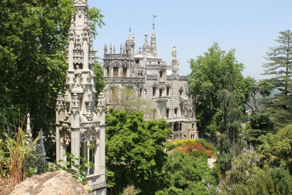 Palácio da Regaleira - Quinta da Regaleira - Sintra -Portugal