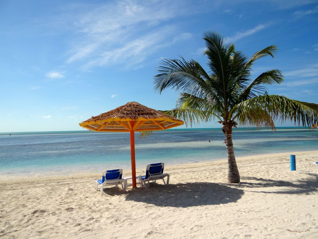 Praia da Ilha de CocoCay - Bahamas