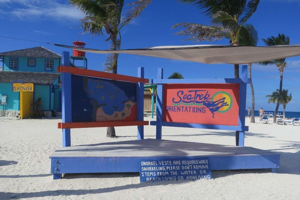 SeaTrek-Orientatios-CocoCay-Bahamas-Royal-Caribbean
