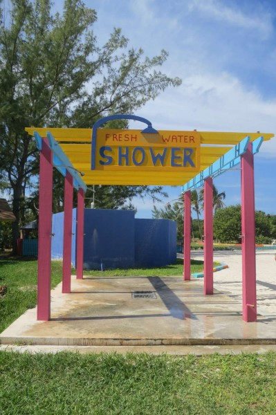 Shower-CocoCay-Bahamas-Royal-Caribbean