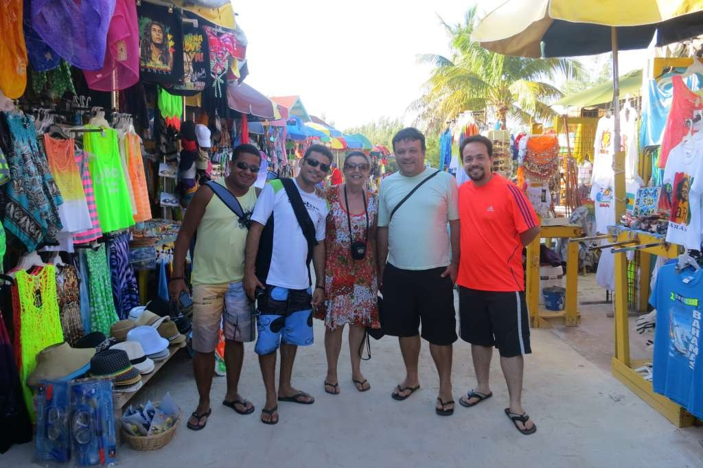 The Straw Market - CocoCay