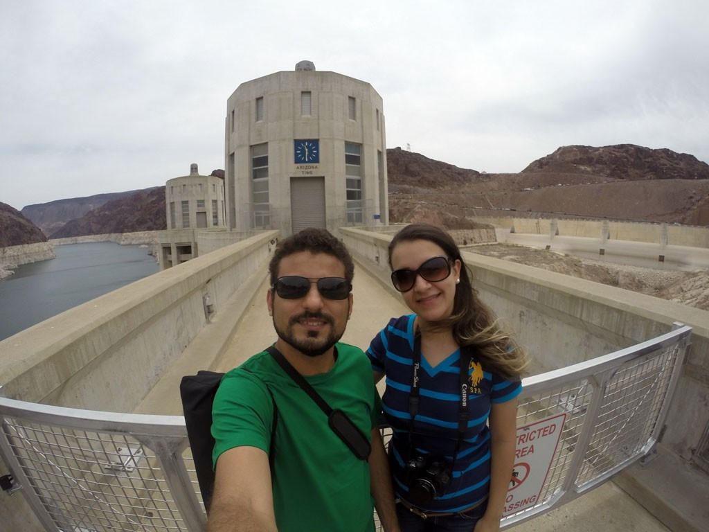Arizona Time - Hoover Dam