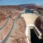 Visiting the Hoover Dam (Hoover Dam)