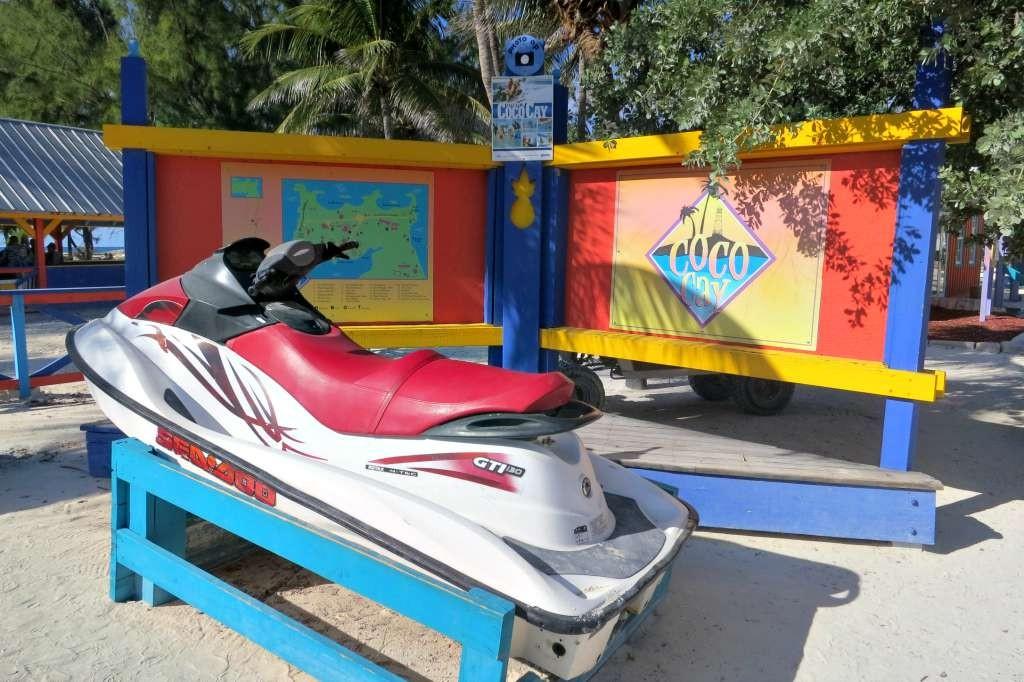 Wave Runner - Jet-Ski em CocoCay - Bahamas - Royal-Caribbean