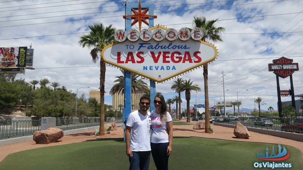 Placa Welcome to Fabulous Las Vegas